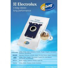 Пылесборник Electrolux E201B S-Bag Classic x 4 Long